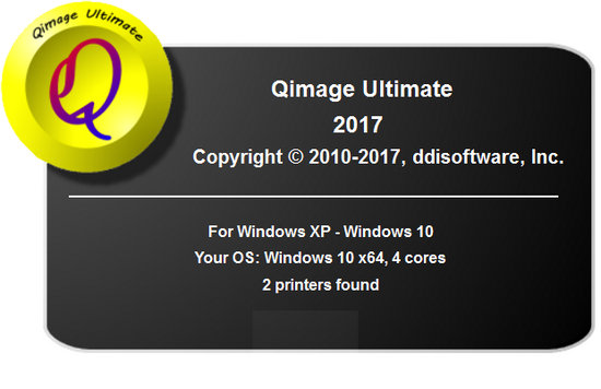 Qimage Ultimate 2017