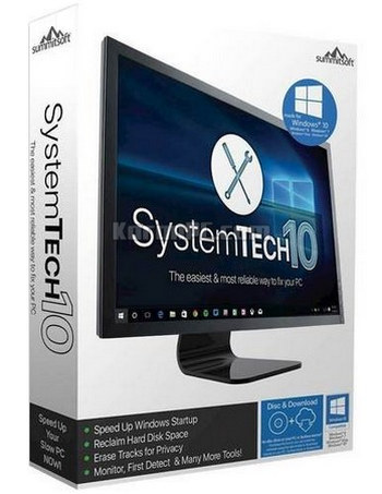 Summitsoft SystemTech 10