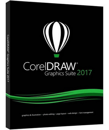 CorelDRAW Graphics Suite 2017 Free Download