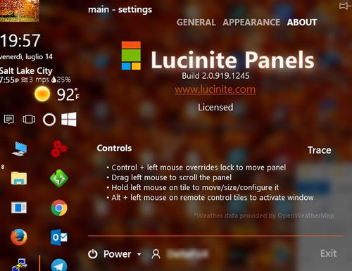 Lucinite Panels 2.0