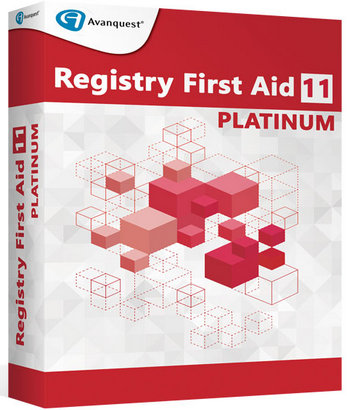 Registry First Aid Platinum 11.1.0 Build 2495 + Portable