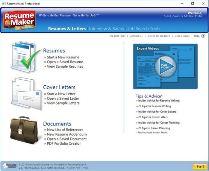 resumemaker professional deluxe 20 1 0 115  latest