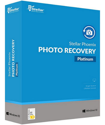 Stellar Phoenix Photo Recovery Platinum