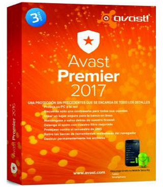 avast Premier Antivirus 2017 Free Download