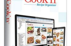 Cook'n Recipe Organizer 12.14.7 (Win/Mac) Free Download