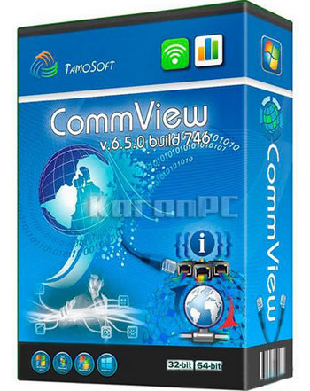 TamoSoft CommView