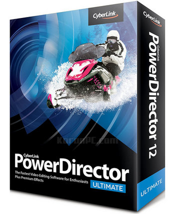 CyberLink PowerDirector Ultimate 16 Full Version