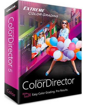 CyberLink ColorDirector Ultra 6 Full Version