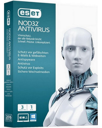 ESET NOD32 Antivirus 11 Full Version