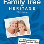Family Tree Heritage Platinum 15.0.6 [Latest]