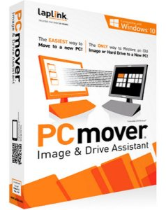 PCmover Image & Drive Assistant