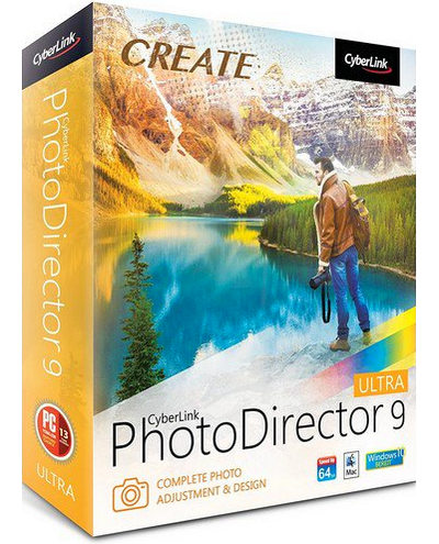 CyberLink PhotoDirector Ultra 9.0.2406.0