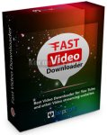 Fast Video Downloader 3.1.0.60 + Portable [Latest]
