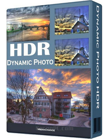 MediaChance Dynamic Photo HDR