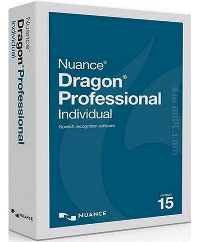Nuance Dragon Professional Individual 15