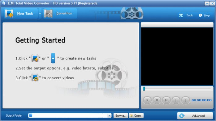 Total Video Converter HD 3.71