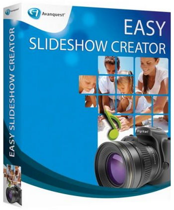 Avanquest Easy SlideShow Creator Full