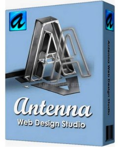 Download Antenna Web Design Studio