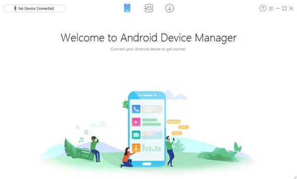 AnyTrans for Android Device Manager