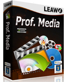Download Leawo Prof. Media