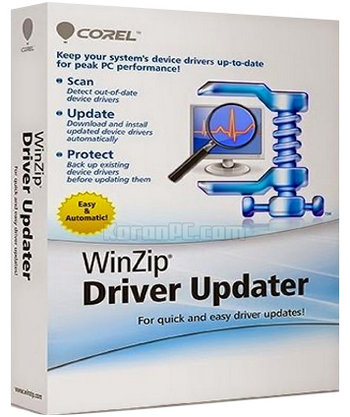 WinZip Driver Updater 5 Free Download