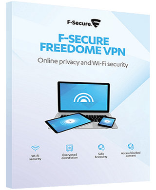F-Secure Freedome Full Version