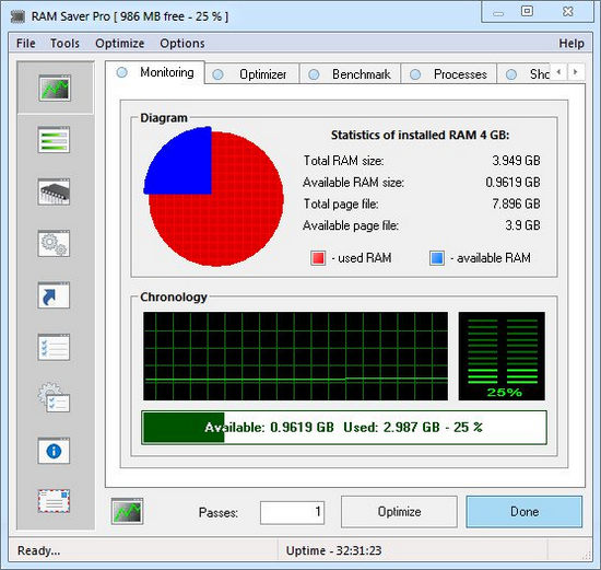 RAM Saver Pro Full Version
