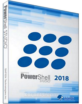 SAPIEN PowerShell Studio 2018 Full Version