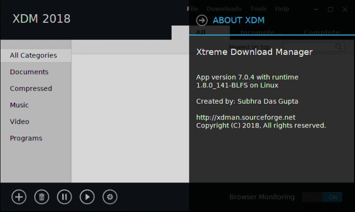 Xtreme Download Manager 2018