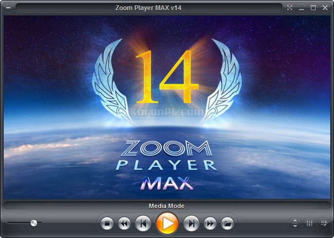 Zoom Player MAX 14 Full Version