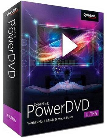 CyberLink PowerDVD Ultra 18.0.1415.62 Full Download