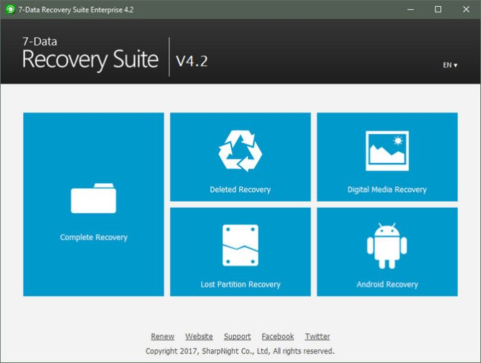 7-Data Recovery Suite Enterprise 4.2