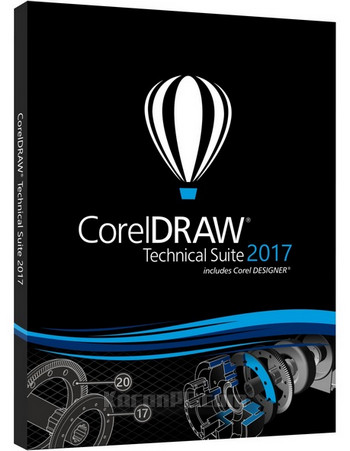 CorelDRAW Technical Suite 2017 Full Version