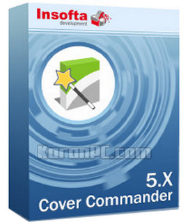 Insofta Cover Commander Full Version