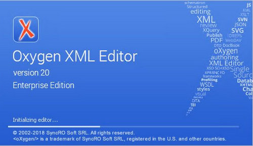 Oxygen XML Editor 20 Enterprise Full Version