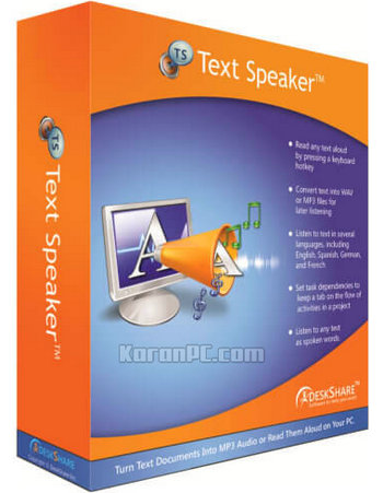 Text Speaker Full Version
