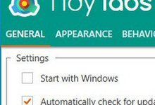 TidyTabs Pro 1.16.0 Free Download [Latest]