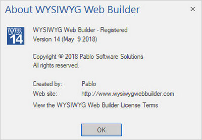 WYSIWYG Web Builder Full Version