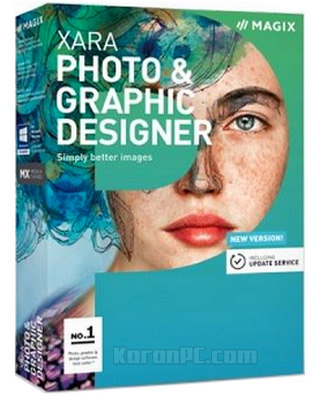 Xara Photo & Graphic Designer 15.1.0.53605 [Mới nhất]
