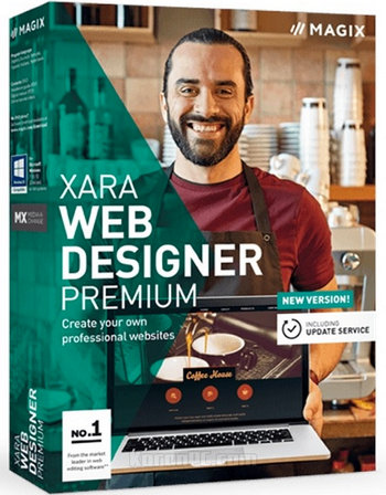 Xara Web Designer Premium 15 Full Version