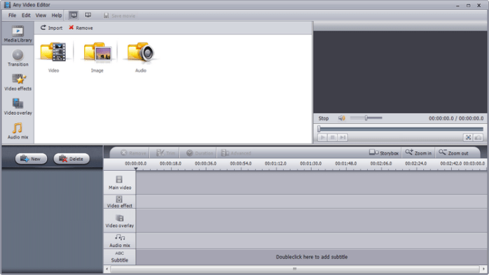 Any Video Editor Full Serial