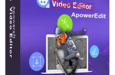 Apowersoft ApowerEdit Pro 1.6.0.12 + Portable