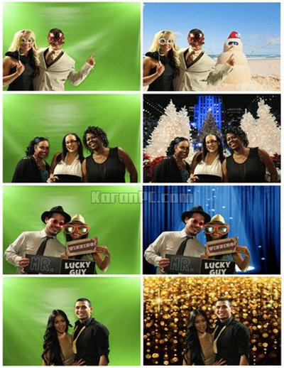 Green Screen Wizard PhotoBooth Full Download