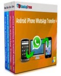 Backuptrans Android iPhone WhatsApp Transfer Plus 3.2.159