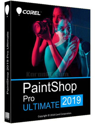 Corel PaintShop Pro 2019 Ultimate Free Download
