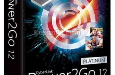 CyberLink Power2Go Platinum 12 Free Download