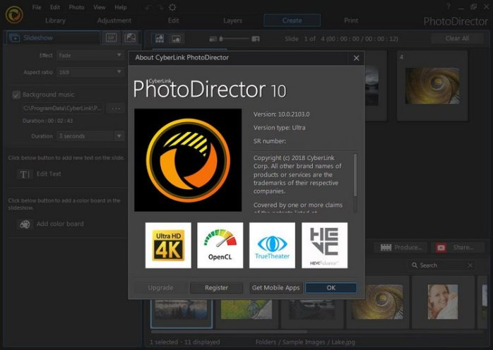 cyberlink photodirector 5 ultra free download