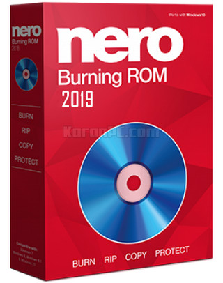 Download Nero Burning ROM Full 2019