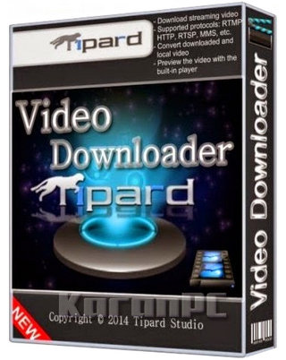 Tipard Video Downloader