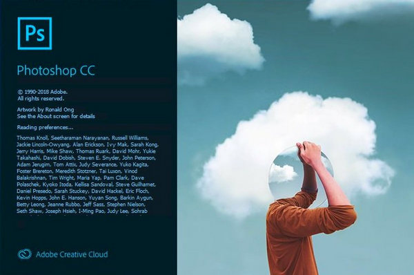 Adobe Photoshop CC 2019 v20.0.1 Free Download (Win/Mac)